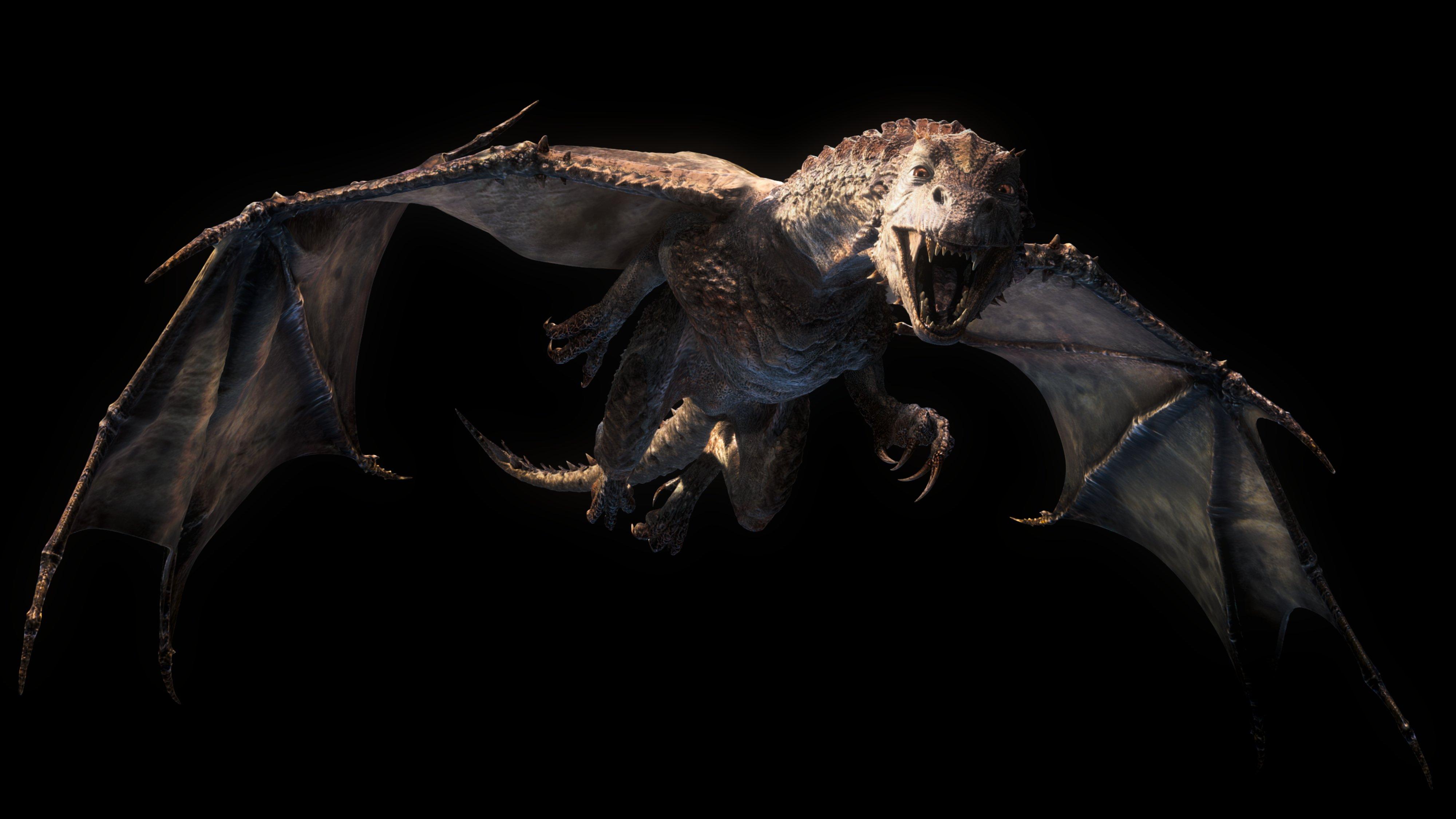 Merlin Dragon: Merlin: Season 1 Promotional Photos