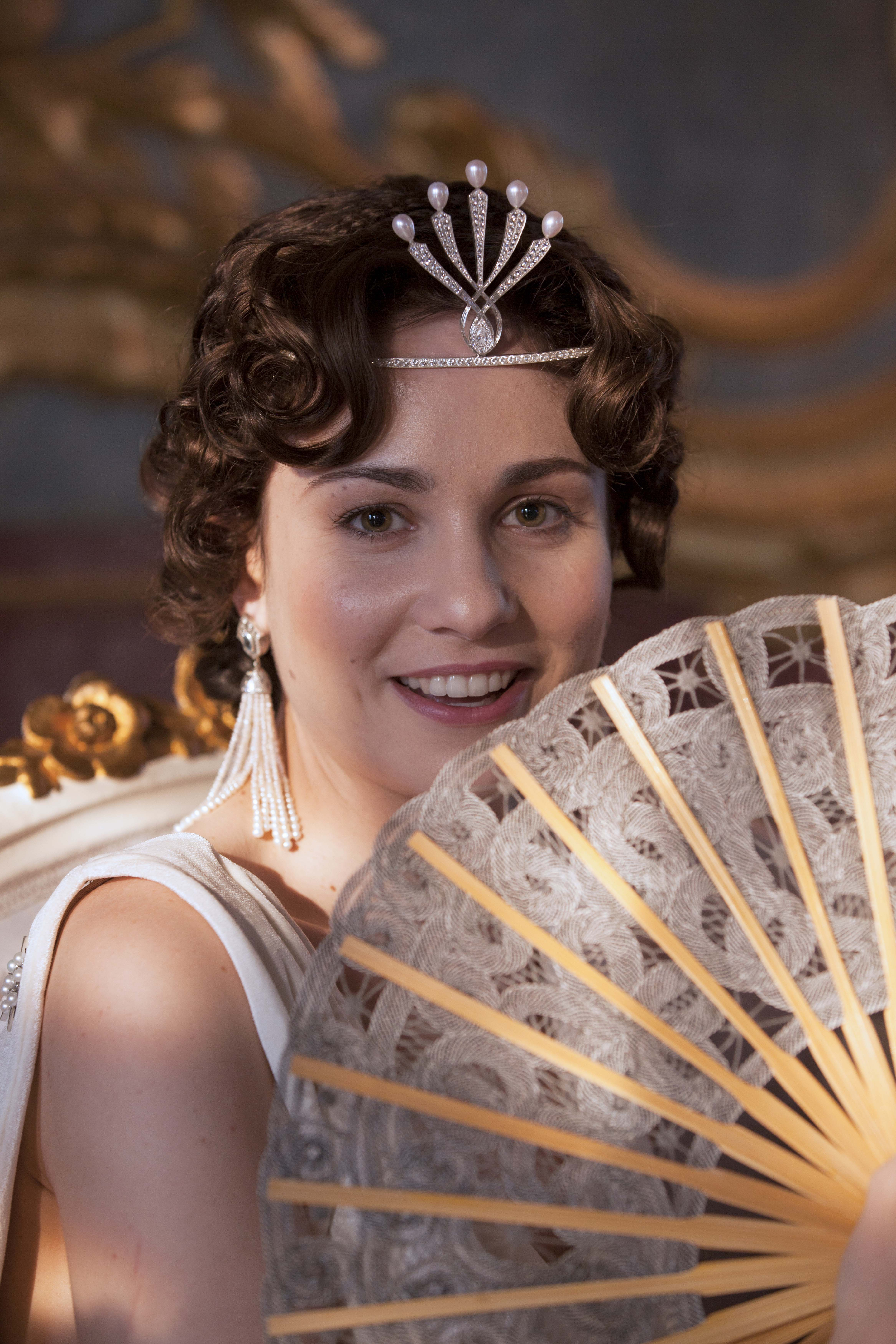 Tuppence middleton war and peace
